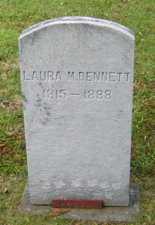 BENNETT, LAURA - Fulton County, New York | LAURA BENNETT - New York Gravestone Photos