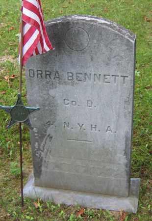 BENNETT, ORRA - Fulton County, New York | ORRA BENNETT - New York Gravestone Photos