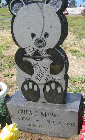 BROWN, ERICA J. - Fulton County, New York | ERICA J. BROWN - New York Gravestone Photos