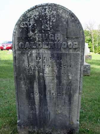 CALDERWOOD, HUGH - Fulton County, New York | HUGH CALDERWOOD - New York Gravestone Photos