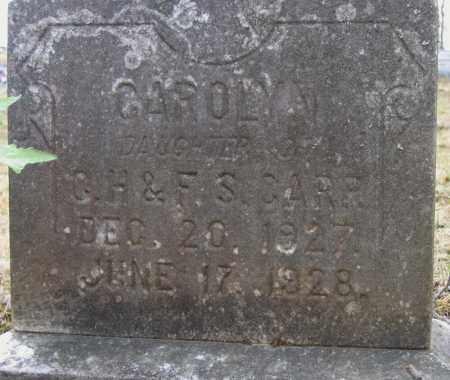 CARR, CAROLYN - Fulton County, New York | CAROLYN CARR - New York Gravestone Photos