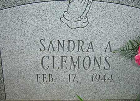CLEMONS, SANDRA A - Fulton County, New York | SANDRA A CLEMONS - New York Gravestone Photos