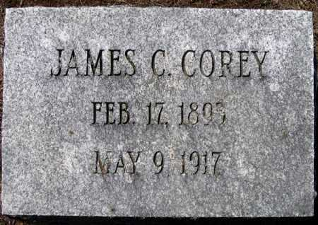COREY, JAMES C. - Fulton County, New York   JAMES C. COREY - New York Gravestone Photos