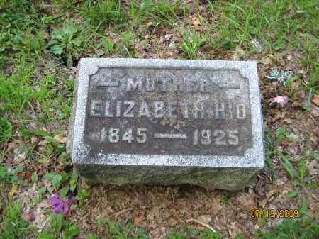 VAN DEUSEN, ELIZABETH - Fulton County, New York | ELIZABETH VAN DEUSEN - New York Gravestone Photos