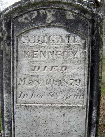 KENNEDY, ABIGAIL - Fulton County, New York | ABIGAIL KENNEDY - New York Gravestone Photos