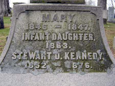 KENNEDY, STEWART D - Fulton County, New York | STEWART D KENNEDY - New York Gravestone Photos