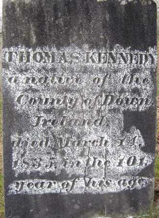 KENNEDY, THOMAS - Fulton County, New York | THOMAS KENNEDY - New York Gravestone Photos