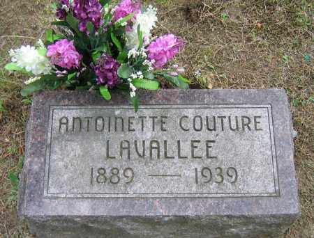 LAVALLEE, ANTOINETTE - Fulton County, New York | ANTOINETTE LAVALLEE - New York Gravestone Photos