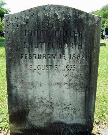 MILLER, JANET - Fulton County, New York | JANET MILLER - New York Gravestone Photos