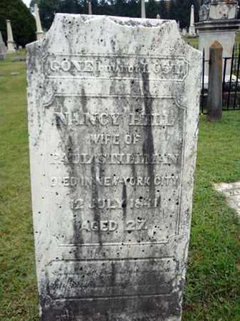 HILL, NANCY - Fulton County, New York   NANCY HILL - New York Gravestone Photos