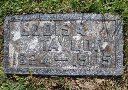 TAYLOR, LOUISA - Fulton County, New York | LOUISA TAYLOR - New York Gravestone Photos