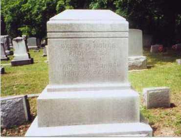 BOWDEN, MARY ANN - Genesee County, New York   MARY ANN BOWDEN - New York Gravestone Photos