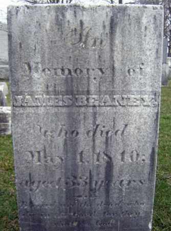 BEANEY, JAMES - Greene County, New York   JAMES BEANEY - New York Gravestone Photos