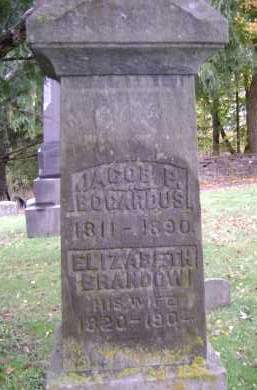 BOGARDUS, JACOB P - Greene County, New York | JACOB P BOGARDUS - New York Gravestone Photos