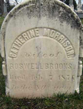 BROOKS, CATHERINE - Greene County, New York | CATHERINE BROOKS - New York Gravestone Photos