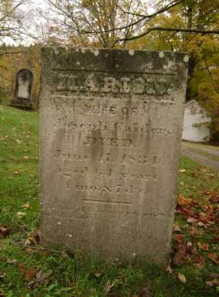 CALDER, MARION - Greene County, New York | MARION CALDER - New York Gravestone Photos