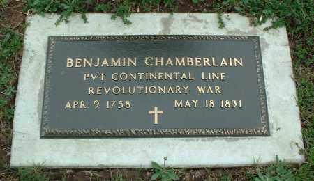 CHAMBERLAIN, BENJAMIN - Greene County, New York | BENJAMIN CHAMBERLAIN - New York Gravestone Photos