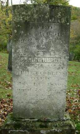 HURD COLLINS, EUNICE - Greene County, New York   EUNICE HURD COLLINS - New York Gravestone Photos