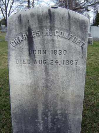 COMFORT, CHARLES H - Greene County, New York | CHARLES H COMFORT - New York Gravestone Photos