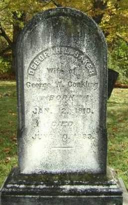 BAKER, DEBORAH L - Greene County, New York   DEBORAH L BAKER - New York Gravestone Photos