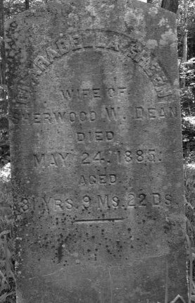 DEAN, CLARABELLA - Greene County, New York   CLARABELLA DEAN - New York Gravestone Photos