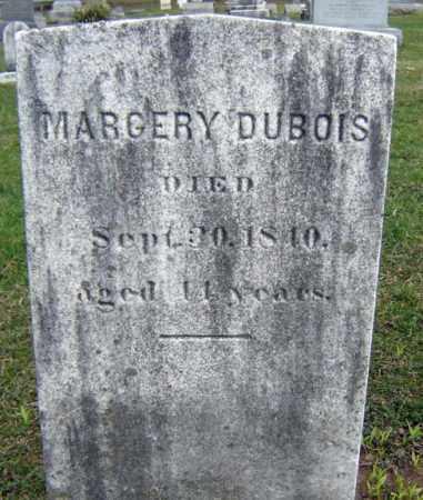 DUBOIS, MARGERY - Greene County, New York | MARGERY DUBOIS - New York Gravestone Photos