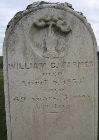 FARMER, WILLIAM C - Greene County, New York   WILLIAM C FARMER - New York Gravestone Photos