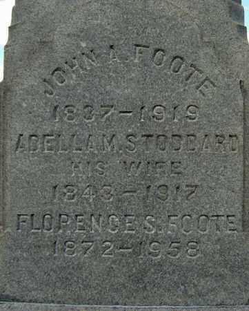 FOOTE, ABELLA M - Greene County, New York | ABELLA M FOOTE - New York Gravestone Photos