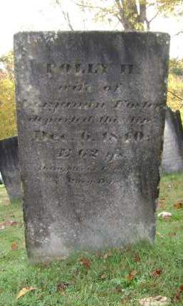 FOSTER, POLLY H - Greene County, New York | POLLY H FOSTER - New York Gravestone Photos