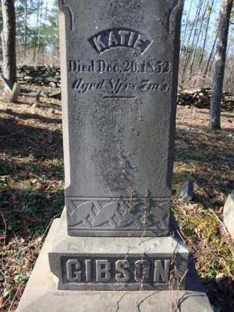 GIBSON, KATIE - Greene County, New York | KATIE GIBSON - New York Gravestone Photos