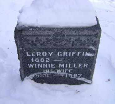 GRIFFIN, LEROY - Greene County, New York | LEROY GRIFFIN - New York Gravestone Photos