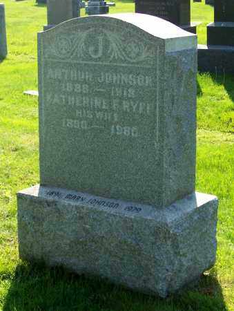 JOHNSON, ARTHUR - Greene County, New York | ARTHUR JOHNSON - New York Gravestone Photos