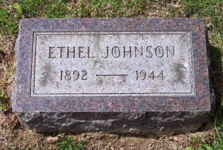 JOHNSON, ETHEL - Greene County, New York | ETHEL JOHNSON - New York Gravestone Photos