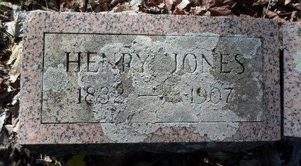 JONES, HENRY - Greene County, New York | HENRY JONES - New York Gravestone Photos