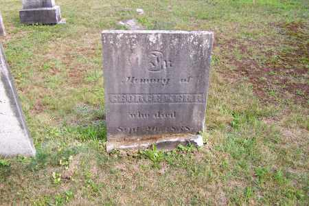 KERR, GEORGE BROMFIELD - Greene County, New York | GEORGE BROMFIELD KERR - New York Gravestone Photos