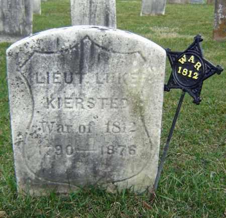 KIERSTED, LUKE - Greene County, New York | LUKE KIERSTED - New York Gravestone Photos