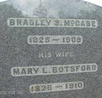 BOTSFORD, MARY L - Greene County, New York | MARY L BOTSFORD - New York Gravestone Photos