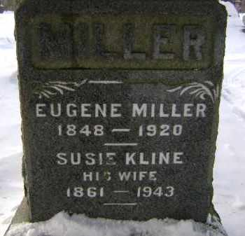 KLINE, SUSIE - Greene County, New York | SUSIE KLINE - New York Gravestone Photos