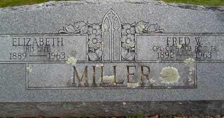 MILLER, ELIZABETH - Greene County, New York | ELIZABETH MILLER - New York Gravestone Photos