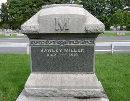 MILLER, HAWLEY - Greene County, New York | HAWLEY MILLER - New York Gravestone Photos