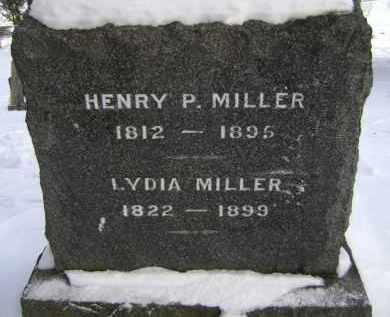 MILLER, LYDIA - Greene County, New York | LYDIA MILLER - New York Gravestone Photos
