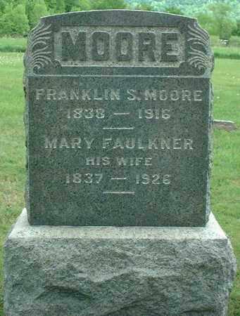 MOORE, MARY - Greene County, New York | MARY MOORE - New York Gravestone Photos