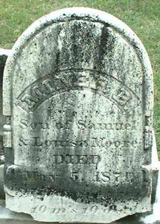 MOORE, MINER B - Greene County, New York | MINER B MOORE - New York Gravestone Photos
