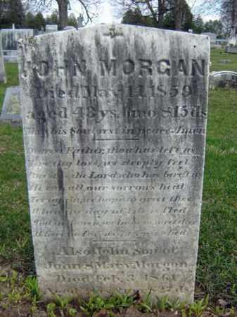 MORGAN, JOHN - Greene County, New York | JOHN MORGAN - New York Gravestone Photos