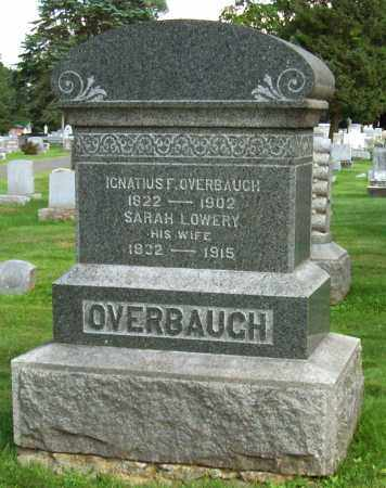 OVERBAUGH, SARAH - Greene County, New York | SARAH OVERBAUGH - New York Gravestone Photos