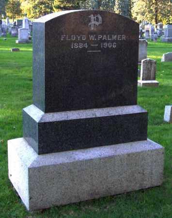 PALMER, FLOYD W. - Greene County, New York | FLOYD W. PALMER - New York Gravestone Photos