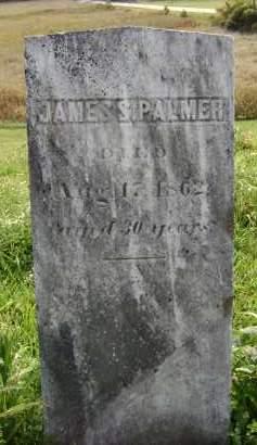 PALMER, JAMES S - Greene County, New York | JAMES S PALMER - New York Gravestone Photos