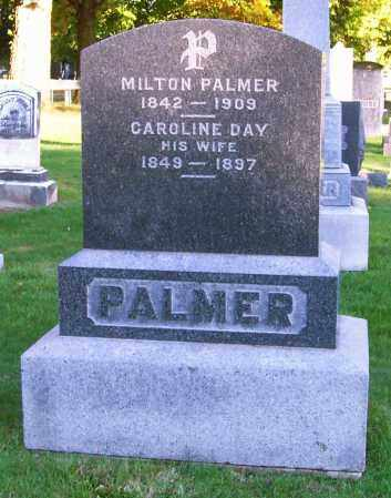 PALMER, MILTON - Greene County, New York | MILTON PALMER - New York Gravestone Photos