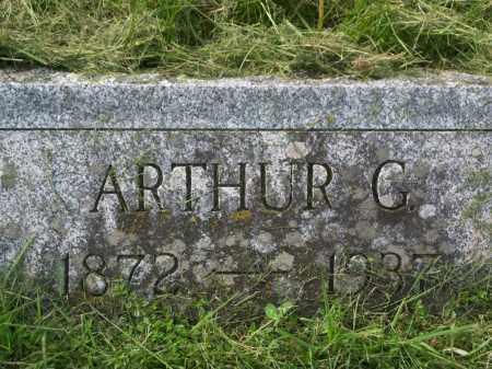 SHERMAN, ARTHUR G - Greene County, New York | ARTHUR G SHERMAN - New York Gravestone Photos