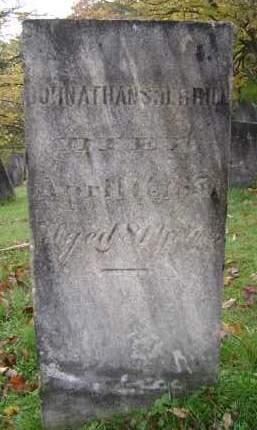 SHERRILL, JOHNATHAN - Greene County, New York | JOHNATHAN SHERRILL - New York Gravestone Photos